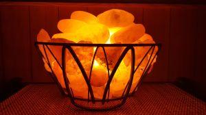 Hot Salt Stones